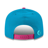 New ERA #3 Dwyane Wade Blue Snapback - 2