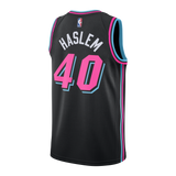 Udonis Haslem Nike Miami HEAT Vice Nights Swingman Jersey - 2