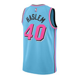 Udonis Haslem Nike Miami HEAT ViceWave Youth Swingman Jersey - 2