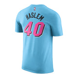 Udonis Haslem Nike Miami HEAT ViceWave Name & Number Tee - 2
