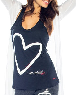 Peace Love World Miami HEAT Love to Love Tank - featured image