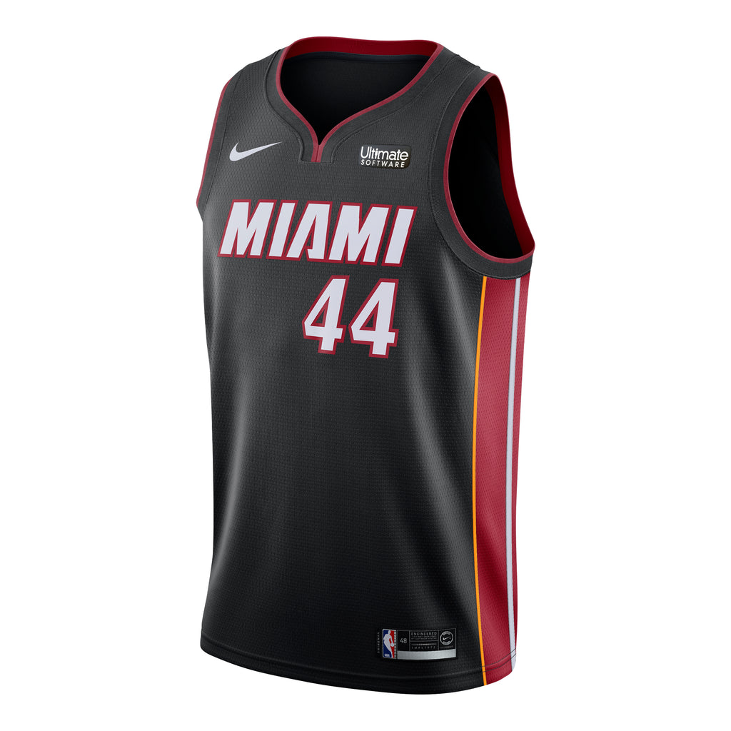 Solomon Hill Nike Miami HEAT Icon Black Youth Swingman Jersey - featured image