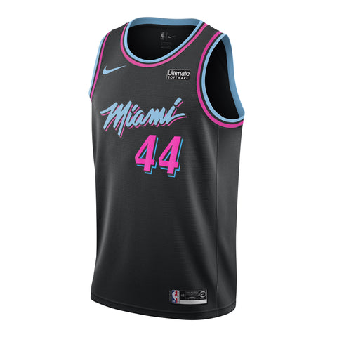 Solomon Hill Nike Miami HEAT Vice Nights Swingman Jersey