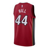 Solomon Hill Nike Miami HEAT Statement Red Swingman Jersey - 2