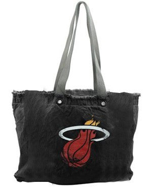 Little Earth Miami HEAT Vintage Tote Bag