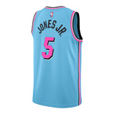 Derrick Jones Jr. Nike Miami HEAT ViceWave Swingman Jersey - 2