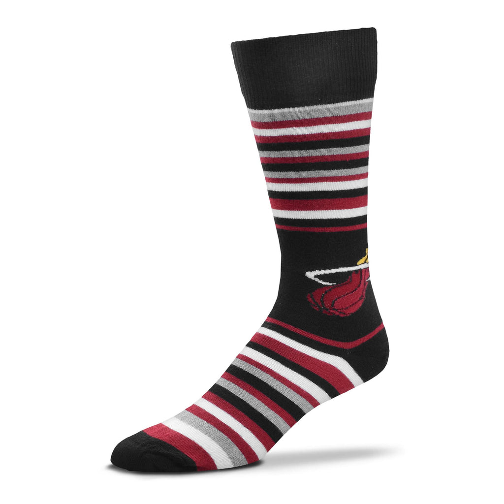 For Bare Feet Miami HEAT The Boss Socks - featured image