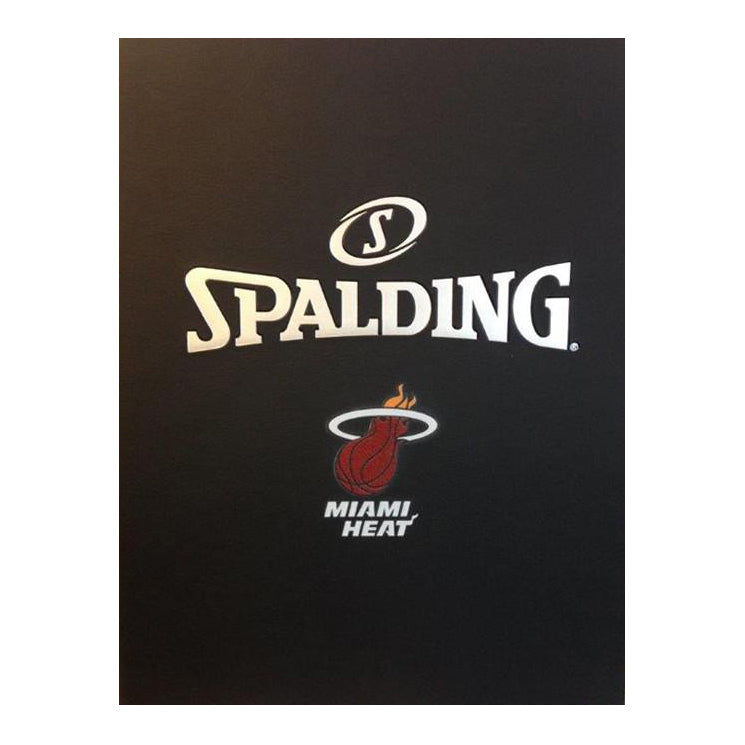 Spalding Miami HEAT Smooth Notebook - featured image