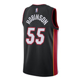 Duncan Robinson Nike Miami HEAT Icon Black Youth Swingman Jersey - 2