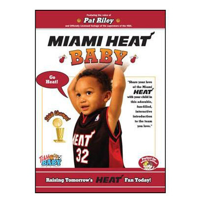 Miami HEAT Baby DVD