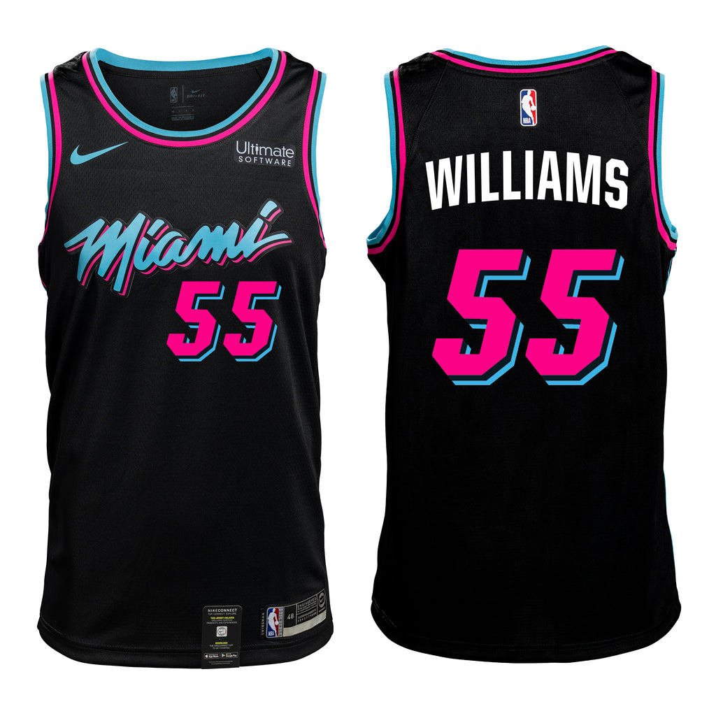 Jason Williams Vice Nights Swingman Jersey - featured image