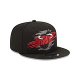 New Era HEAT Logo Tear Youth Snapback - 5
