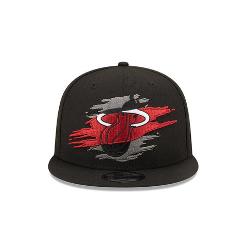 New Era HEAT Logo Tear Youth Snapback