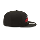 New Era HEAT Logo Tear Youth Snapback - 2