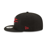New Era HEAT Logo Tear Youth Snapback - 4