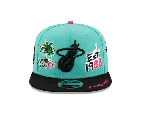 Court Culture ViceVersa Patch Snapback
