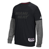 adidas Miami HEAT Second Half Pullover - 1