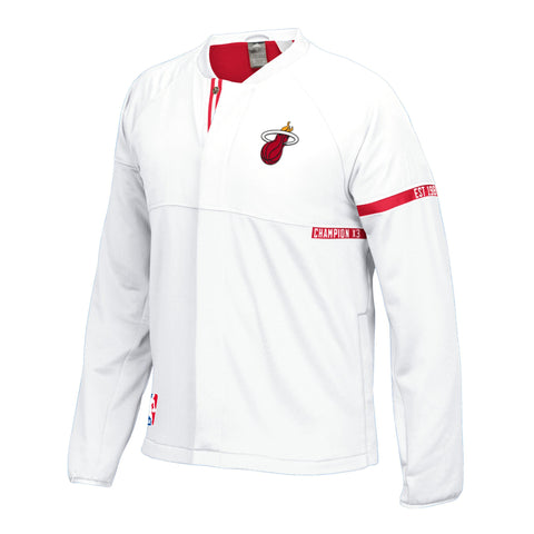 adidas Miami HEAT 2017 On Court Jacket