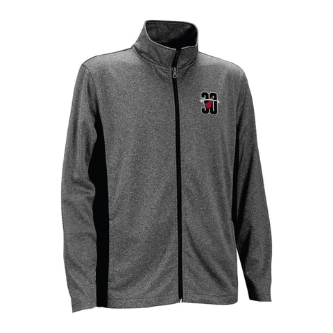 IOTG Miami HEAT FullZip 30Th Emblem Jacket