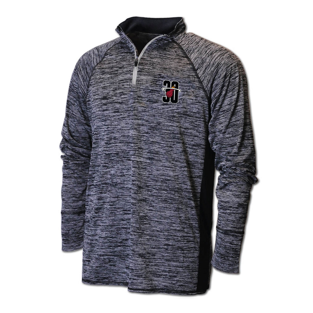 IOTG Miami HEAT 30th Anniversary Halfzip Pullover - featured image
