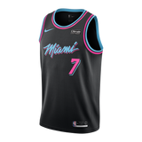 Goran Dragic Nike Miami HEAT Youth Vice Nights Swingman Jersey - 1