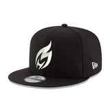HEATCHECK New ERA Black & White Snapback - 3