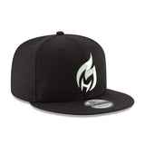 HEATCHECK New ERA Black & White Snapback - 4