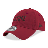 Culture Red Dad Hat - 3