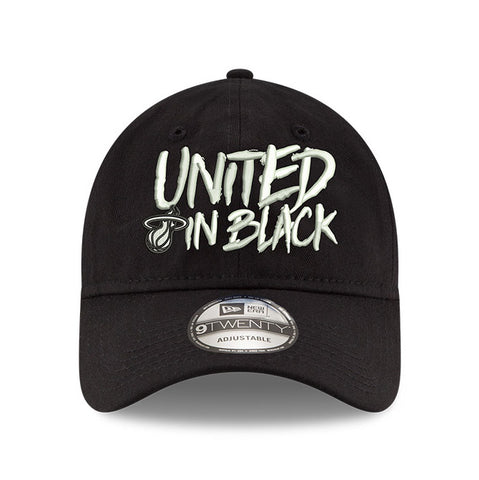 New ERA United In Black Dad Hat