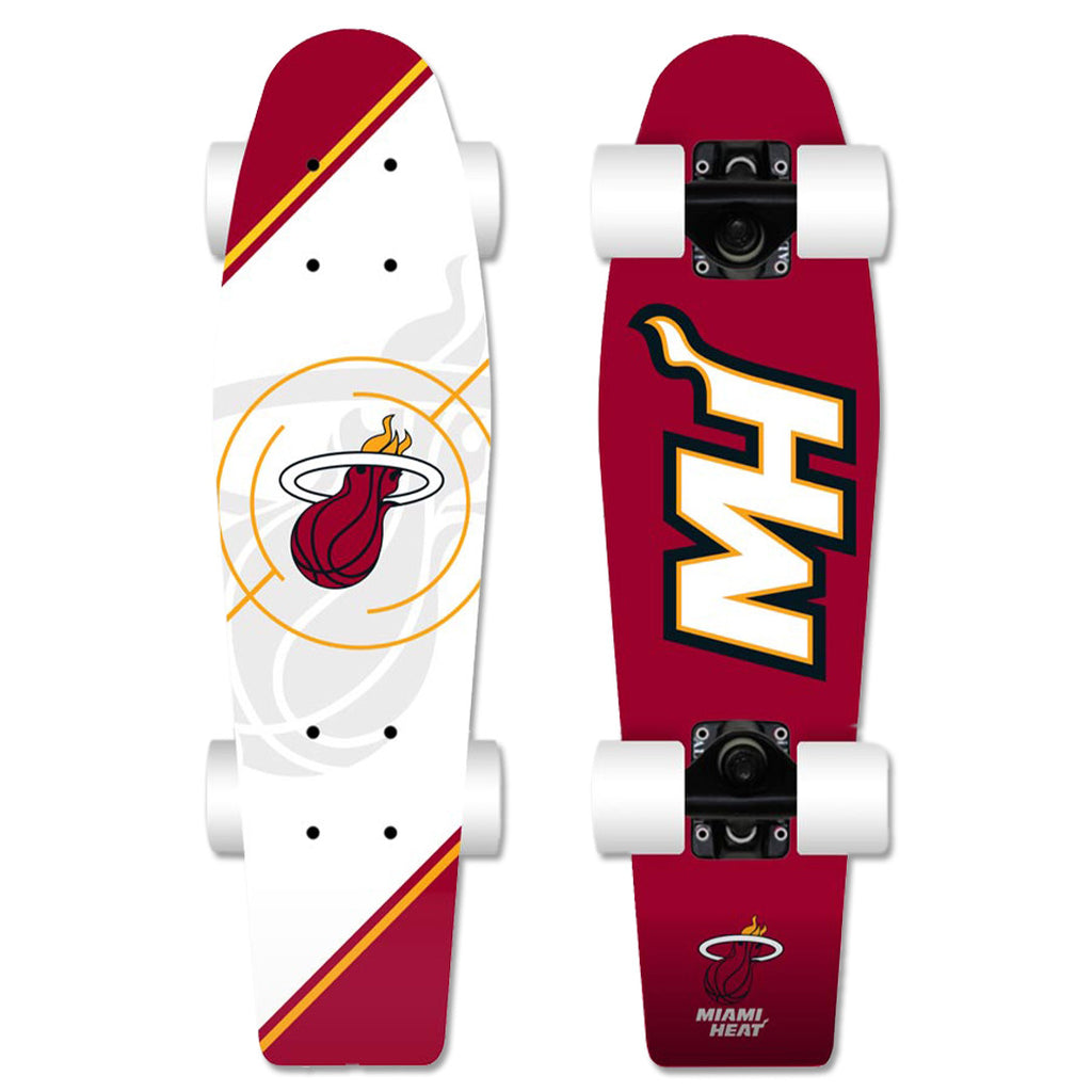Aluminati Miami HEAT Target Skateboard - featured image