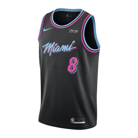 Tyler Johnson Nike Miami HEAT Vice Nights Swingman Jersey