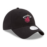 New ERA Miami HEAT Ladies Team Glisten Black - 4