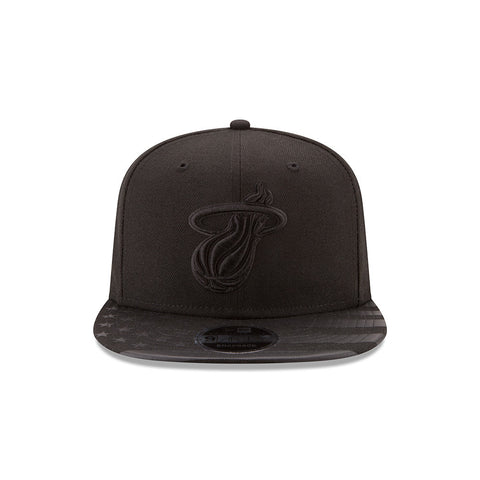 New ERA Miami HEAT Flag Tone Snapback