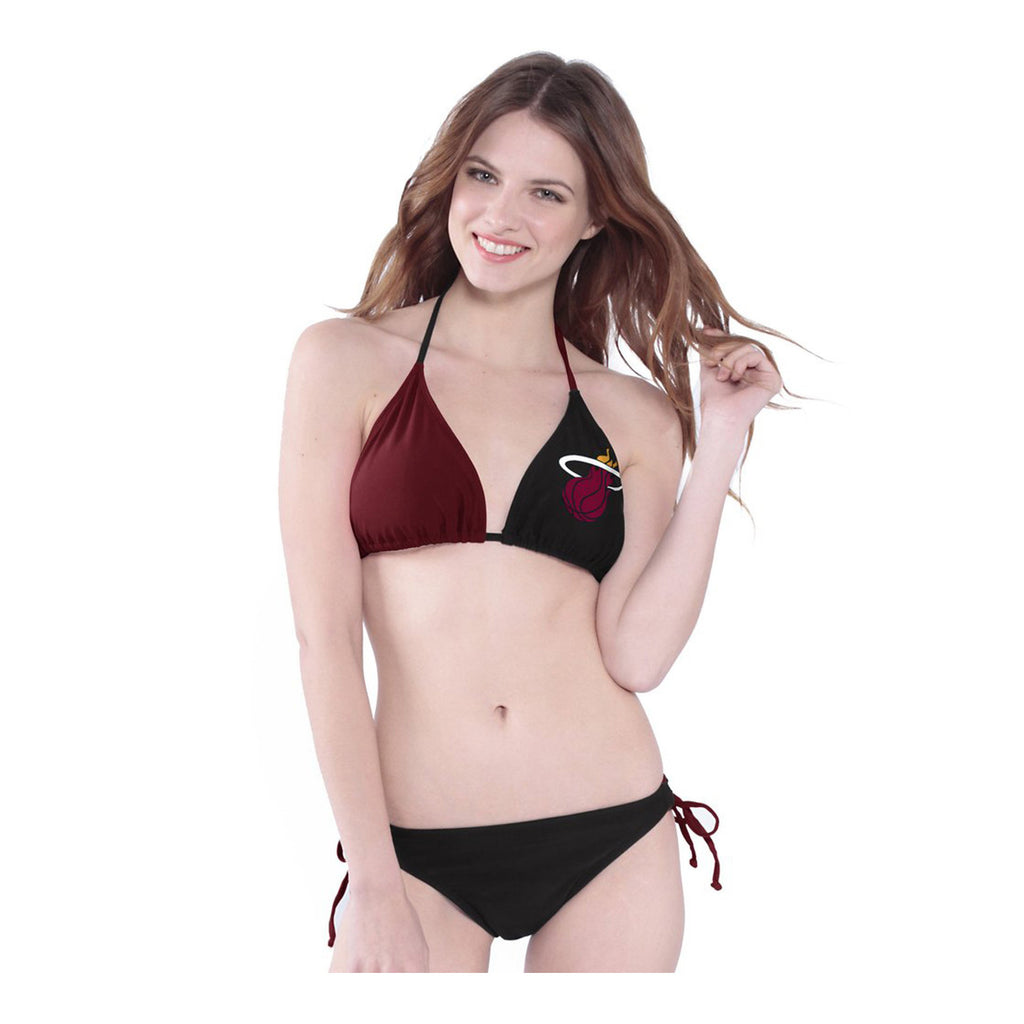 GIII Miami HEAT Ladies South Paw Bikini - featured image
