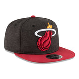 New ERA Miami HEAT Heather Huge Snapback - 4