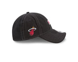 New ERA Miami HEAT Junior Solid Team Hit Cap - 6