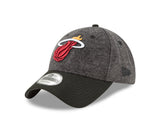 New ERA Miami HEAT Junior Tweed Turn Cap - 4
