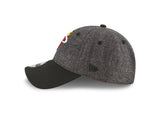 New ERA Miami HEAT Junior Tweed Turn Cap - 5