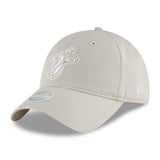 New ERA Miami HEAT Ladies Team Glisten Light Grey - 3