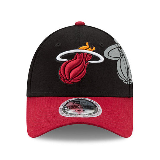New ERA Miami HEAT Youth Sideflect Dad Cap - featured image