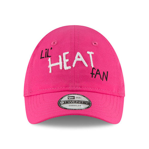 New ERA Miami HEAT Pink Lil Cutire Cap