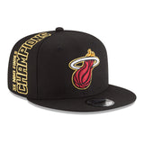 New ERA Miami HEAT Tribute Flip Snapback - 2