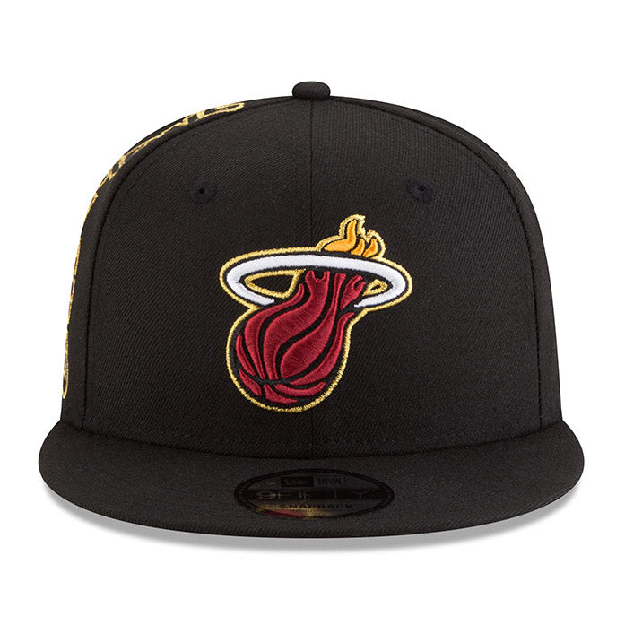 New ERA Miami HEAT Tribute Flip Snapback - featured image