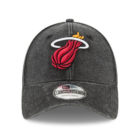 New ERA Miami HEAT Rugged Heather Dad Hat