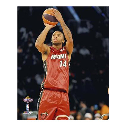 Daequan Cook 2009 All Star 8 X 10 Action Photo