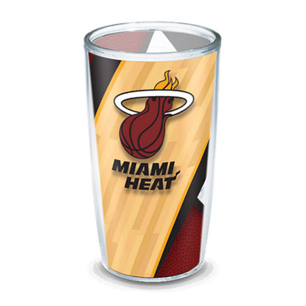 Miami HEAT Court Tumbler 24 oz - featured image
