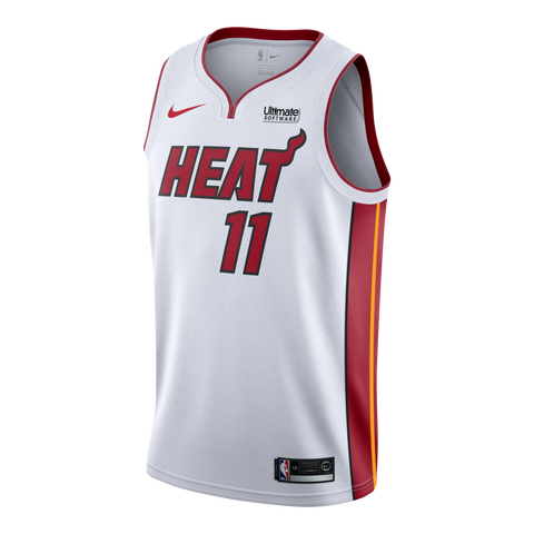 Dion Waiters Nike Miami HEAT Association White Swingman Jersey