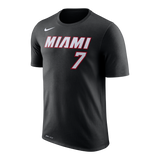 Goran Dragic Nike Miami HEAT Youth Black Name & Number Tee - 1