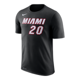 Justise Winslow Nike Miami HEAT Youth Black Name & Number Tee - 1