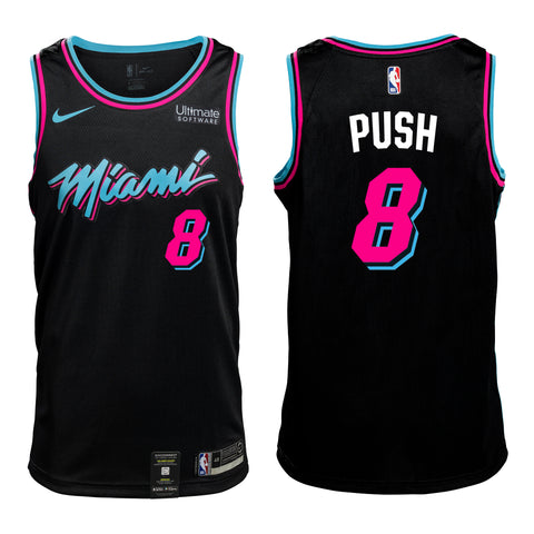 #8 PUSH Personalized Vice Jersey